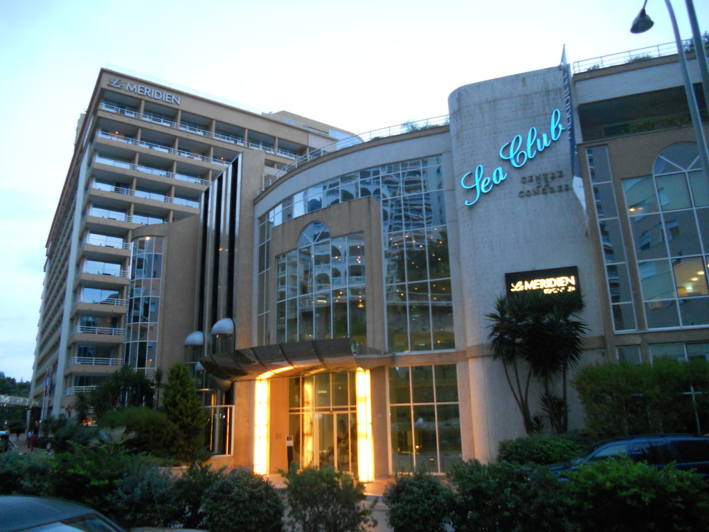 hotel le m 233 ridien plaza monte carlo luxembourg meets the world