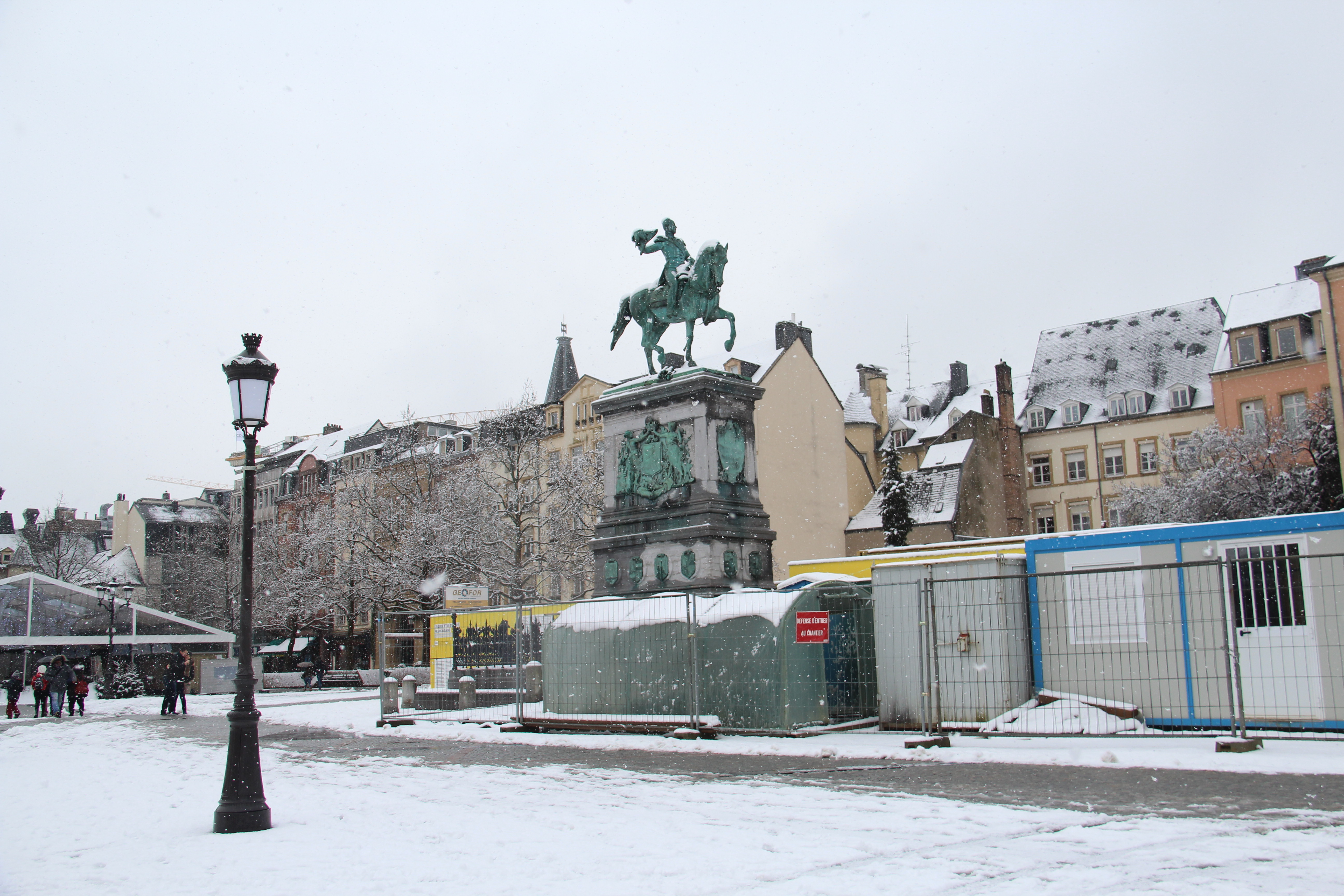 how to discover luxembourg city in the snow luxembourg meets the world. Black Bedroom Furniture Sets. Home Design Ideas