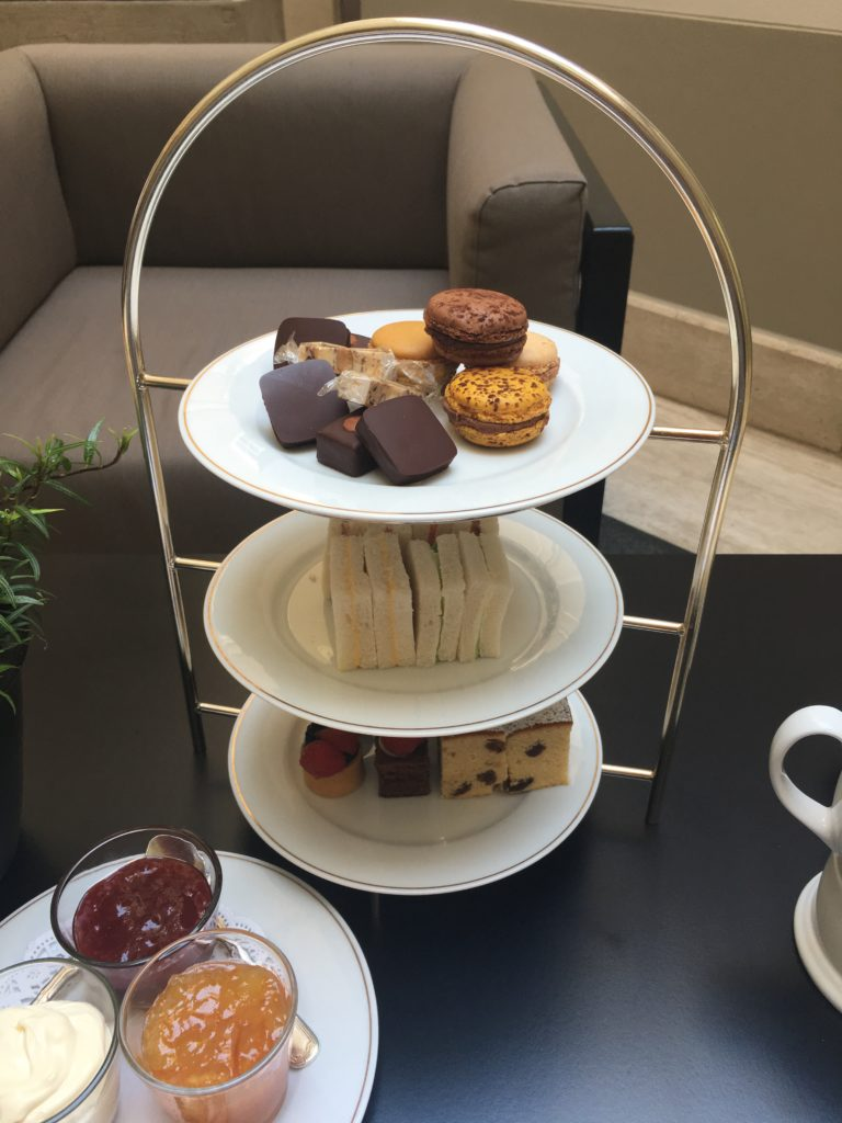 Afternoon Tea inspired by Pierre Hermé